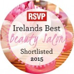 Irelands Best Beauty Salon Shortlisted 2015