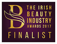 Finialist 2017 - Irish Beauty Awards