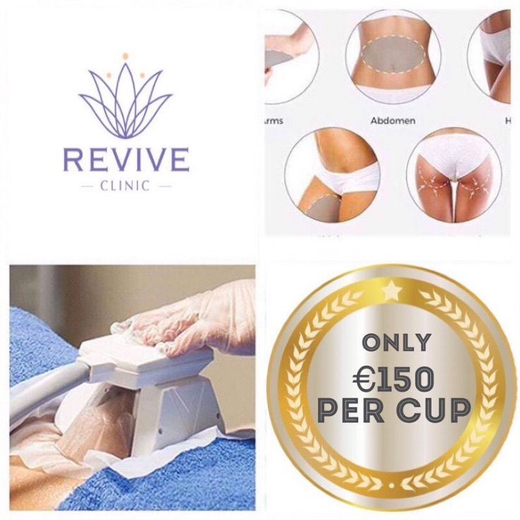 CoolPlus Fat Freezing revive clinic
