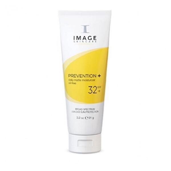 Image Skincare Prevention Daily Matte Moisturiser Oil Free SPF 32 95ml